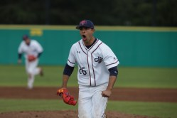 Saint Mary's Baseball vs Washington State #26 LHP Ty Madrigal Photos by Tod Fierner Martinez News-Gazette