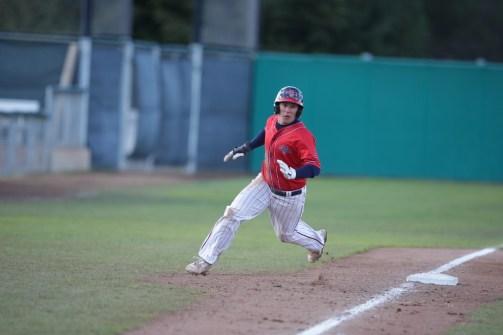 Saint Mary's Baseball vs Washington State #28 2B Eddie Haus Photos by Tod Fierner Martinez News-Gazette