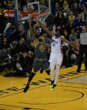 Warriors vs 76ers Photos by Gerome Wright (Martinez News-Gazette)