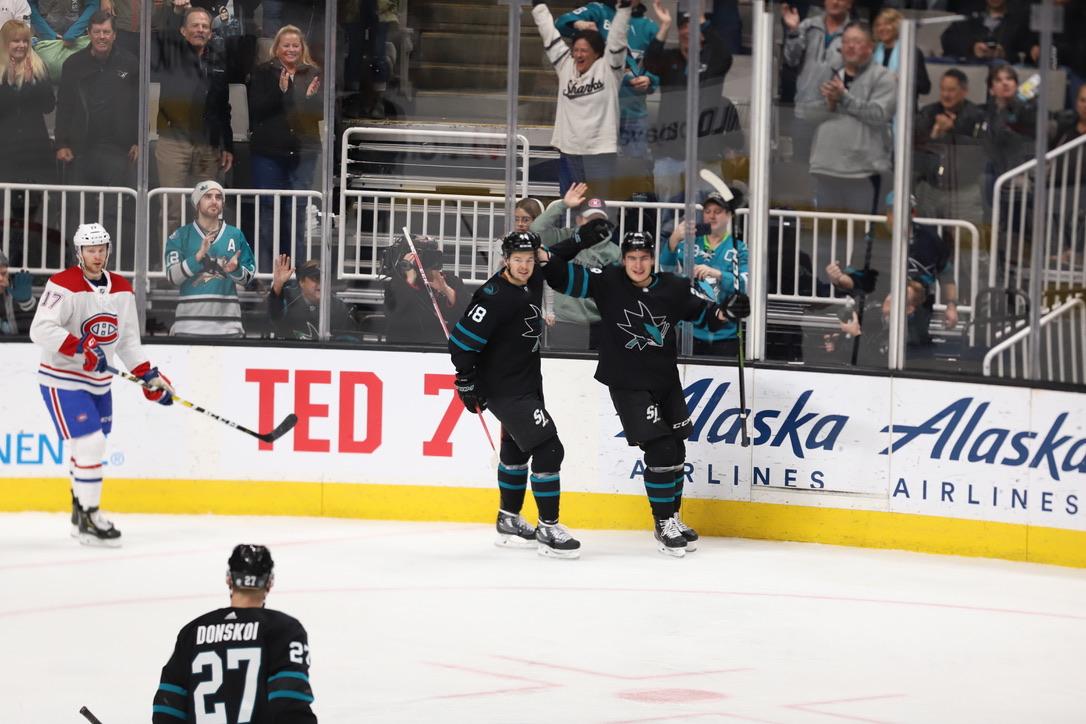 Sharks vs Montreal CanadiensPhotos by Guri Dhaliwal(Martinez News-Gazette)