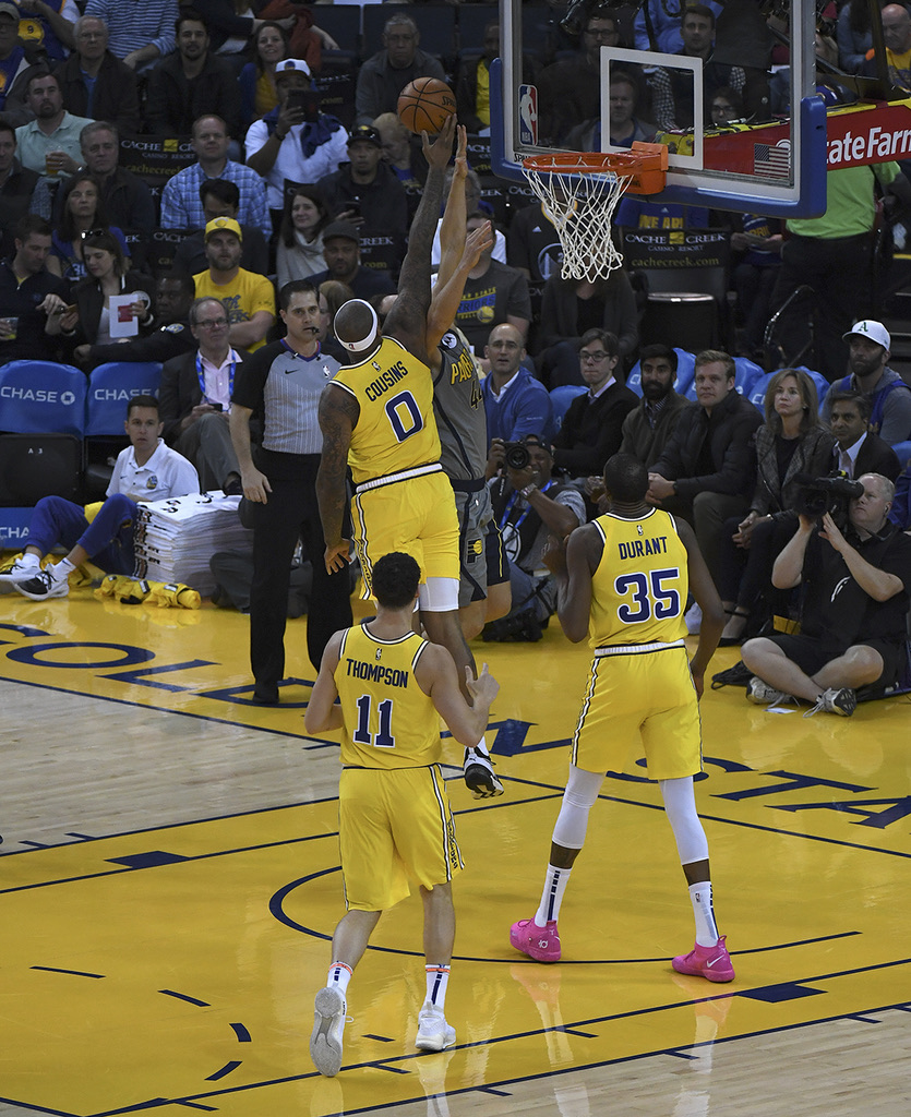 pacers vs warriors - photo #36
