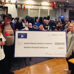 Martinez Yacht Club presents donation to Special Olympics