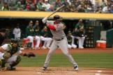 Oakland A's vs Boston Red Sox #28 DH J.D.Martinez