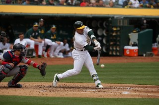 Oakland A's vs Boston Red Sox