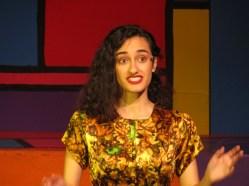 Niki Amini as Rosie Alvarez