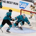 Sharks Take Game Five From Golden Knights