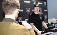 2019 Oakland Raiders Rookie Mini Camp DE Maxx Crosby Photos By Gerome Wright (Martinez News-Gazette)