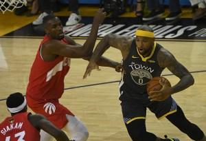Golden State Warriors vs Toronto Raptors Game 4 NBA Finals Photos by Gerome Wright (Martinez News-Gazette)