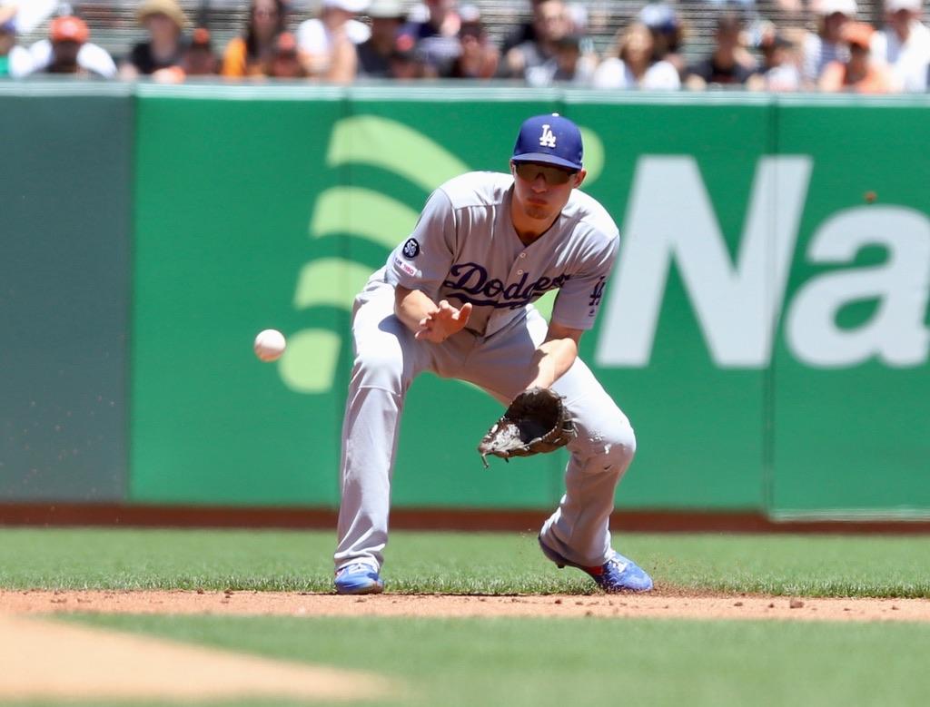 San Francisco Giants vs Los Angeles Dodgers