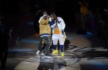 Golden State Warriors vs Toronto Raptors Game Six NBA Championship Game.