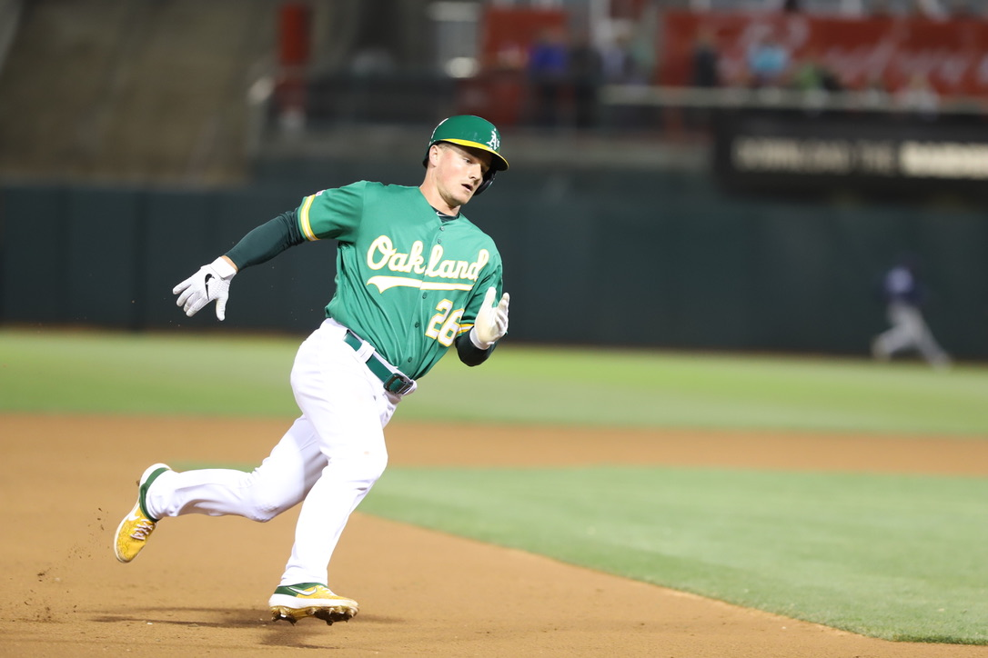 Oakland A's vs Tampa Bay Rays