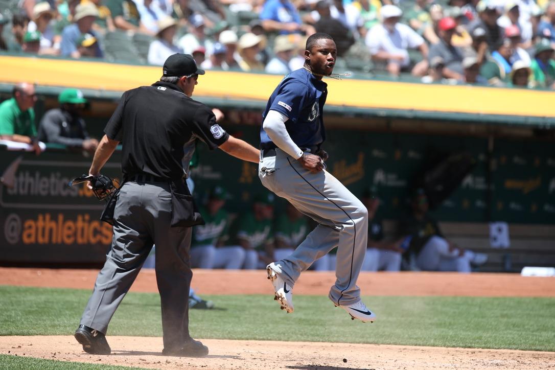 Oakland A's vs Seattle MarinersPhotos by Tod Fierner(Martinez News-Gazette)