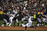Oakland Raider vs Los Angeles Rams #7 QB Mike Glennon