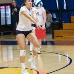 Alhambra Girls Volleyball Beat Pinole Valley In Three Sets