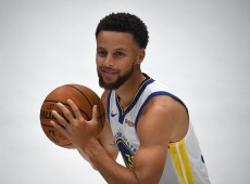Golden State Warriors Media Day #30 Guard Stephen Curry