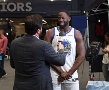 Golden State Warriors Media Day #23 Forward Draymond Green