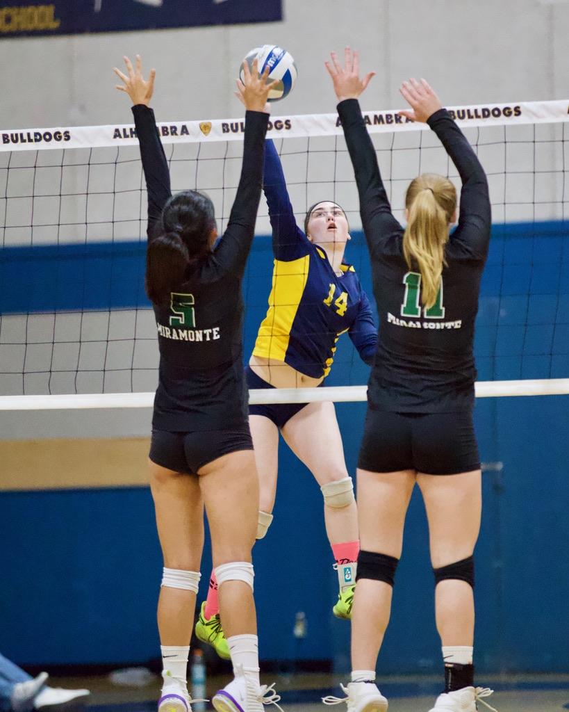 _10-10-19_ Alhambra Girls Volleyball 0013