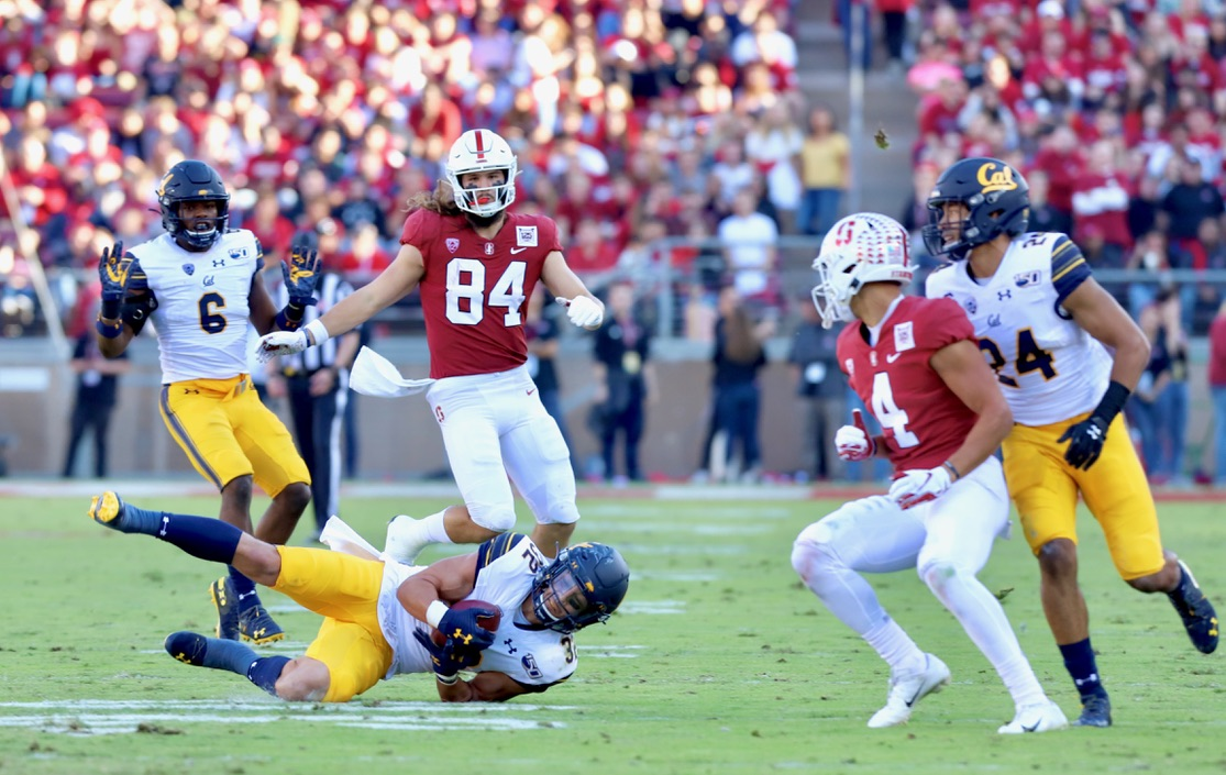 Cal Golden Bears vs Stanford Cardinal 
