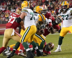 San Francisco 49ers vs Green Bay Packers