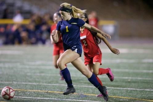 Alhambra Girls Soccer