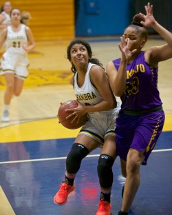 Alhambra Girls Basketball vs Armijo