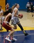 Alhambra Girls Basketball vs Vintage