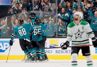 San Jose Sharks vs Dallas Stars Photos by Guri Dhaliwal Martinez News-Gazette