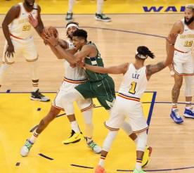 Golden State Warriors vs Milwaukee Bucks Photos by Guri Dhaliwal Martinez News-Gazette