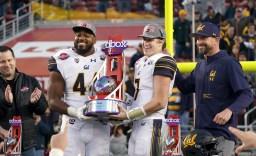 Cal Golden Bears vs Illinois Fighting Illini 2019 Redbox Bowl Photos by Gerome Wright Martinez News-Gazette