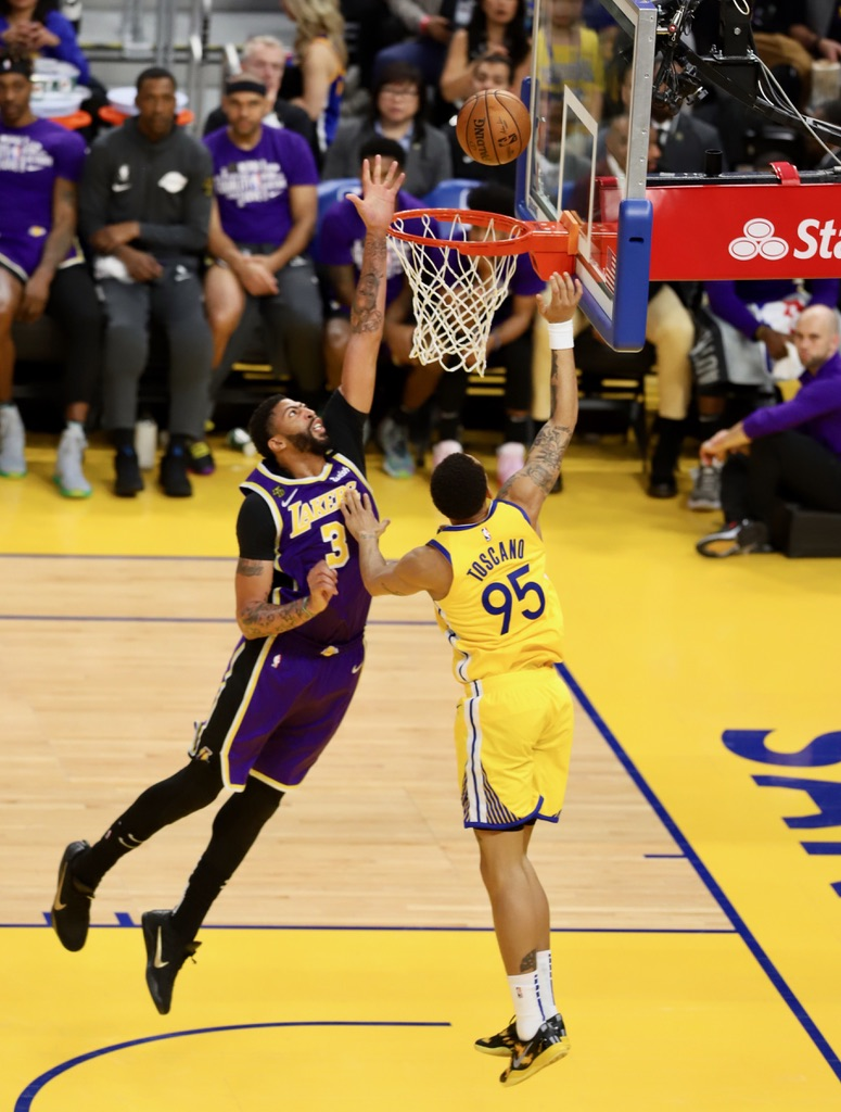 _2-8-20 Lakers vs Warriors__ 0007 - Martinez News-Gazette