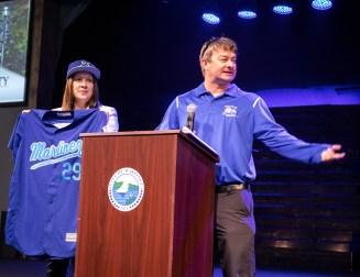 Julie Johntson and Andrew Dunn
