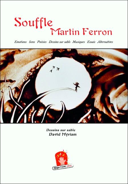 Martin Ferron - SOUFFLE - Couverture