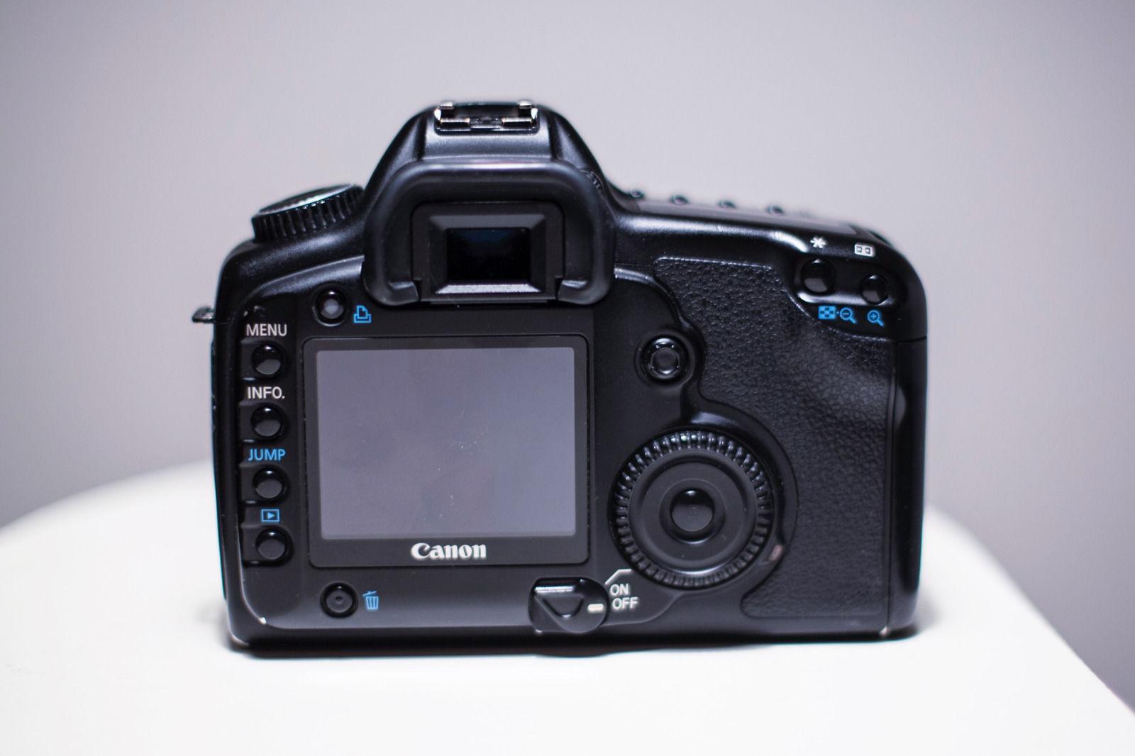 Canon EOS 5D Classic die perfekte Kamera fr den