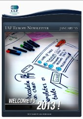IAF Europe January 2013 newsletter
