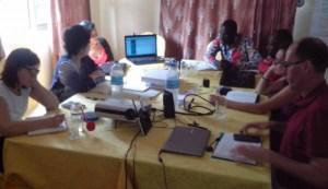 ICAI global communications virtual meeting