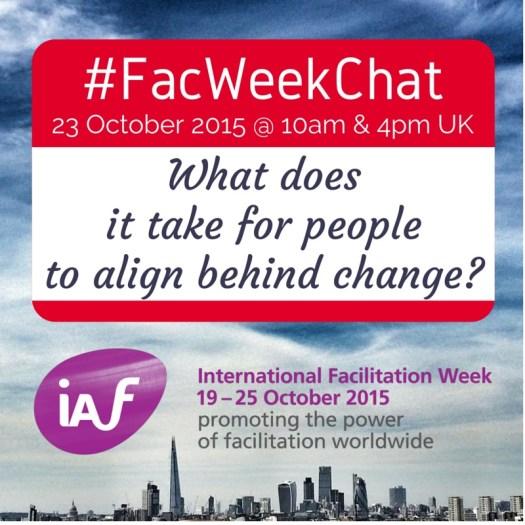 #FacWeekChat 2015