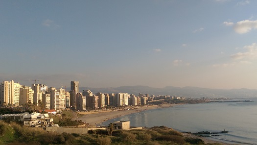 Beirut seafront 525x296