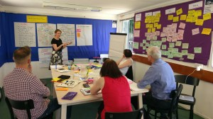 IAF England & Wales Leadership Team plans the year ahead