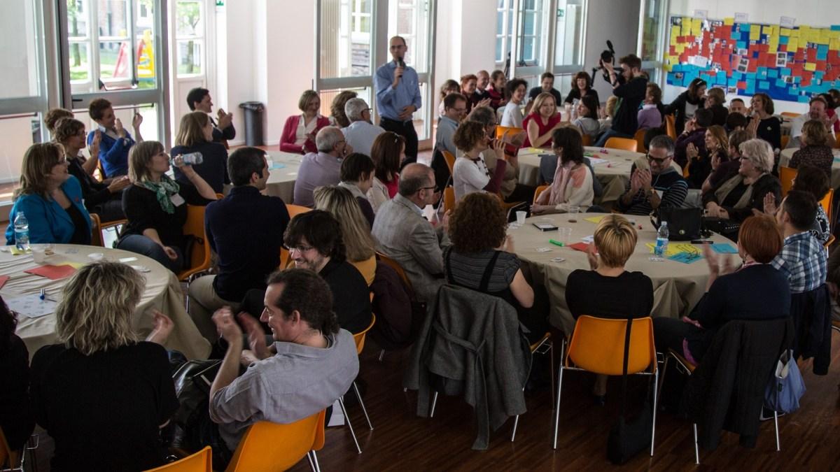#ETF20 - celebrating 20 years with the European Training Foundation