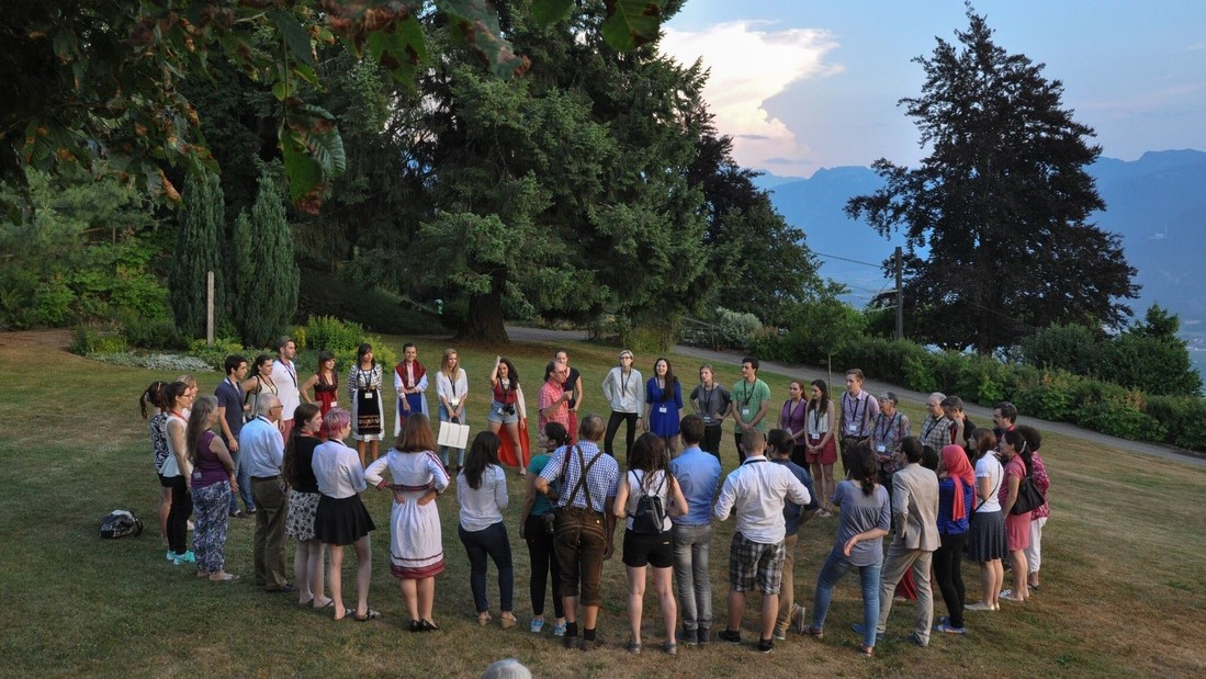 IofC Addressing Europe's Unfinished Business conference, 2015 at Caux - photo Caux Foundation, facilitation Martin Gilbraith #Caux2015 #ToPfacilitation 1