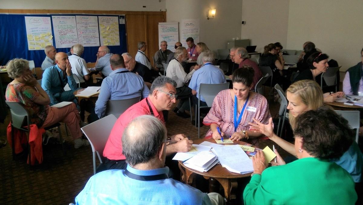 IofC Caux Foundation Reference Group, 2016 at Caux - photo & facilitation Martin Gilbraith #Caux2016 #ToPfacilitation