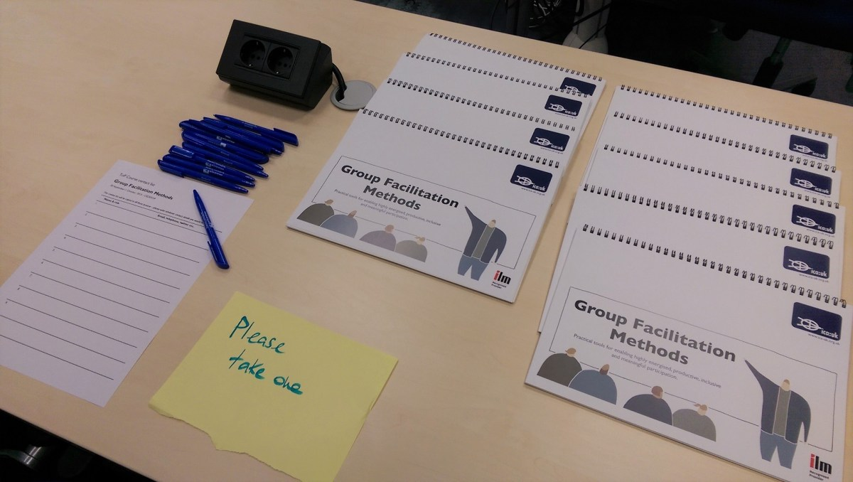 ToP Group Facilitation Methods training, 2015 with CEDEFOP in Thessaloniki - photo & facilitation Martin Gilbraith #ToPfacilitation