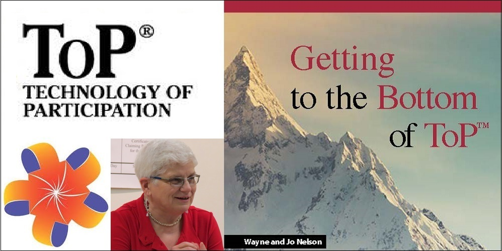 Free facilitation webinar - Getting to the Bottom of ToP