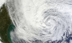 Därför är orkanen Sandy så speciell