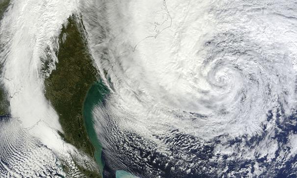 Superstorm Sandy. Del 1, snart två-årsdagen