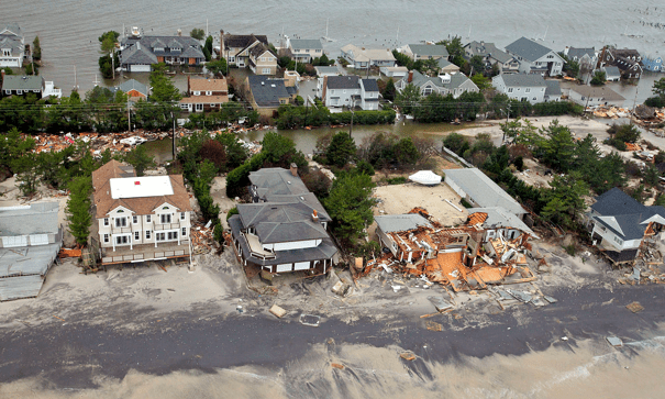 Superstorm Sandy, del 2 klimatförändringar