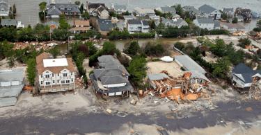 Wkikpedia: After Hurricane Sandy New Jersey coast, Oct. 30, 2012