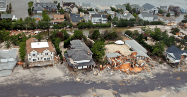 Wkikpedia: After Hurricane Sandy New Jersey coast, Oct. 30, 2012