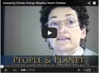 Naomi Oreskes on Climate Change Skeptics
