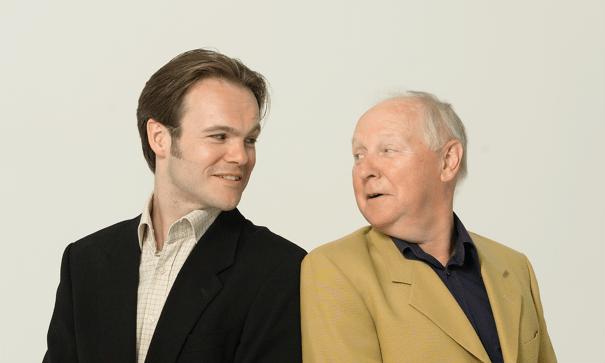 Martin Hedberg och John Pohlman